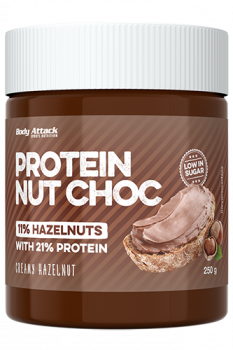BODY ATTACK Protein Nut Cream