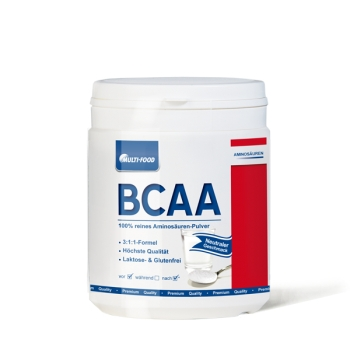 MULTI-FOOD BCAA Pulver