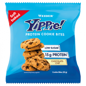 WEIDER Yippie Cookie Bites