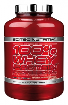 SCITEC NUTRITION Whey Protein Professional 2,35kg