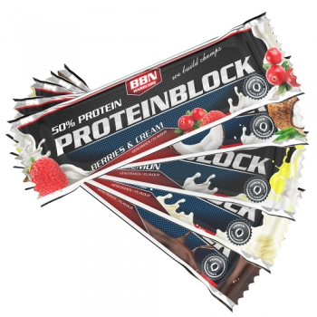BEST BODY 50% Proteinblock