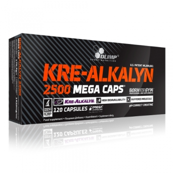 OLIMP Kre-Alkalyn Mega Caps 2500